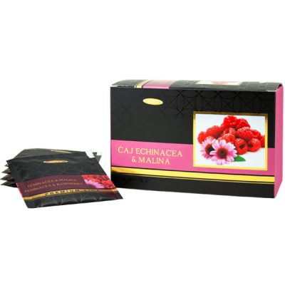 Čaj Echinacea & malina (20 g)