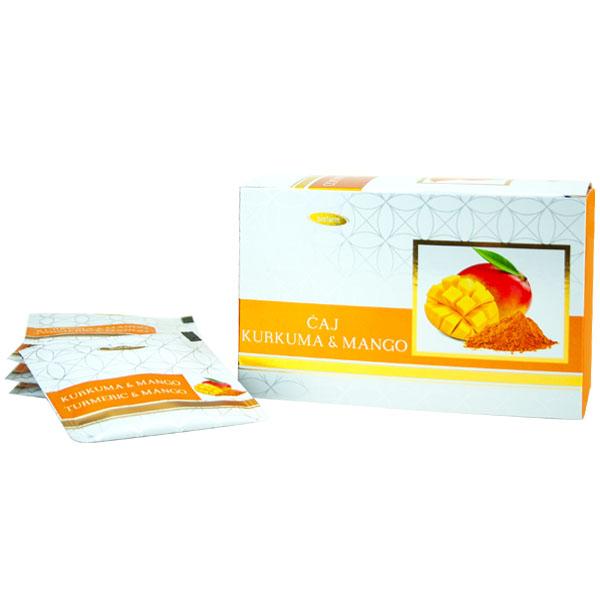 Čaj Kurkuma & Mango (40 g)