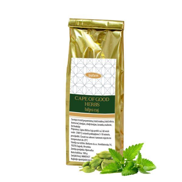 Biljni čaj - Cape of good herbs