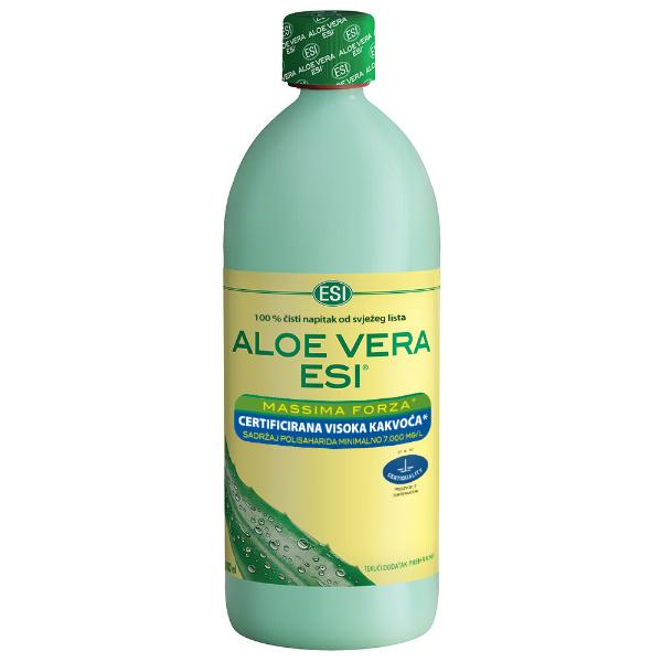 Aloe Vera sok (100% čisti) – ESI