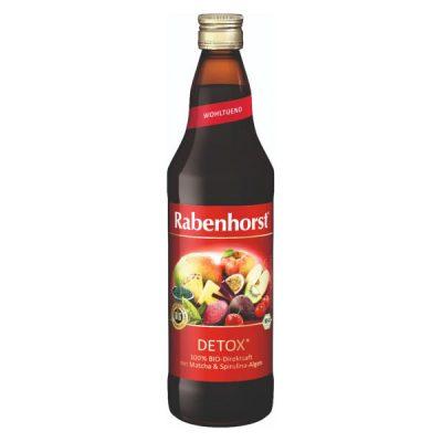 Organski sok za Detox - Rabenhorst