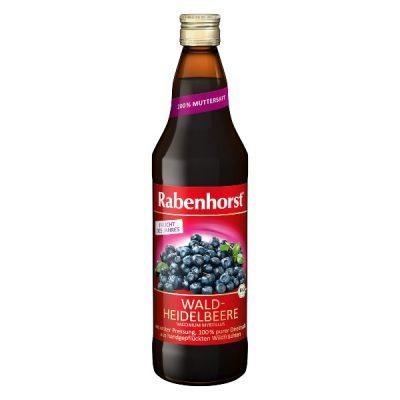 Organski sok od borovnice - Rabenhorst