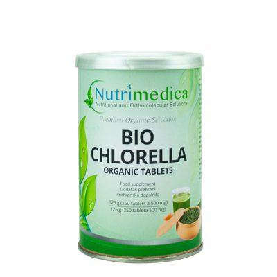 BIO Chlorella tablete - Nutrimedica