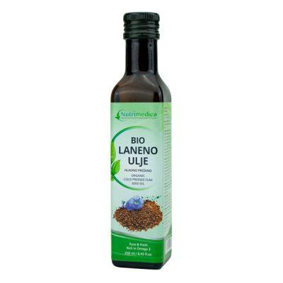 Bio Laneno Ulje - Nutrimedica