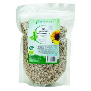 Bio Sjemenke Suncokreta - Nutrimedica