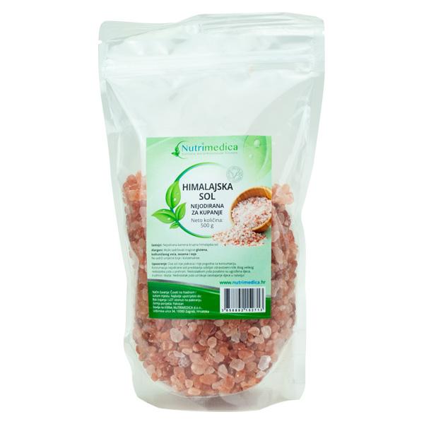 Himalajska sol - Nutrimedica