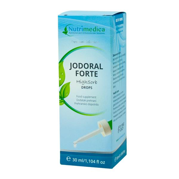Kapi joda - Jodoral Forte - Nutrimedica