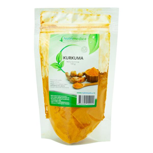 Kurkuma - Nutrimedica