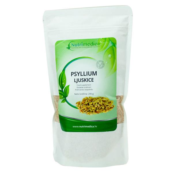 Psyllium ljuskice - Nutrimedica