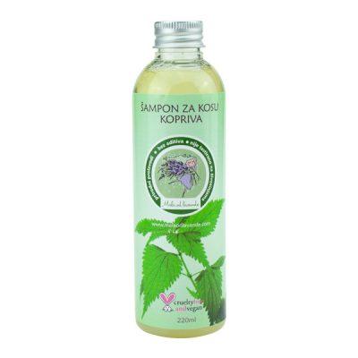 Šampon za kosu od koprive - Mala od Lavande