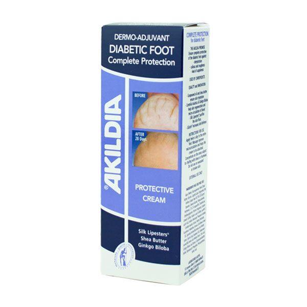 Akildia - krema za njegu nogu kod dijabetičara