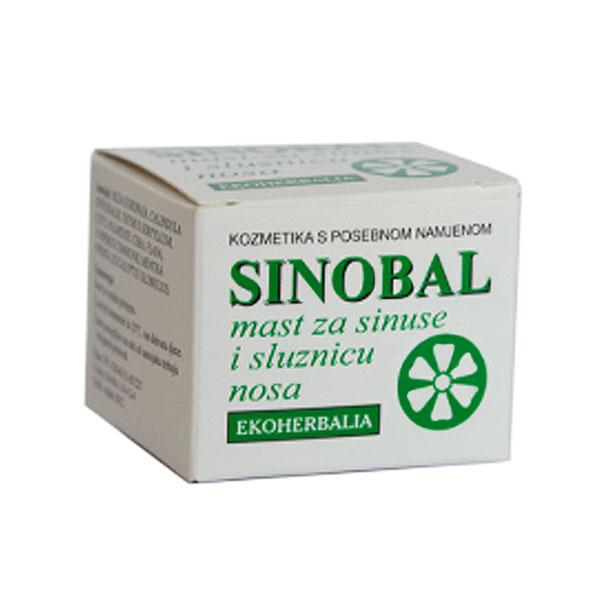 Sinobal mast - Ekoherbalia