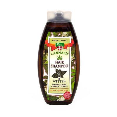 Šampon za kosu konoplja i kopriva - Herbal Therapy