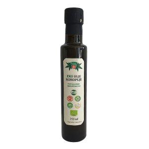 Hladno tiješteno ulje konoplje - Herbal Therapy