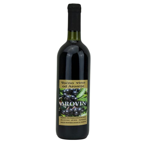 Aronija vino AROVIN - Komljenović
