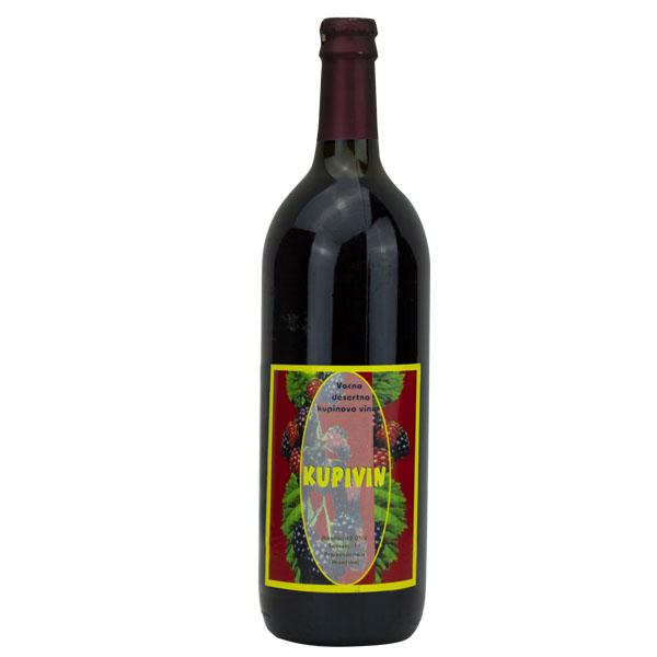 Kupinovo vino KUPIVIN - Komljenović