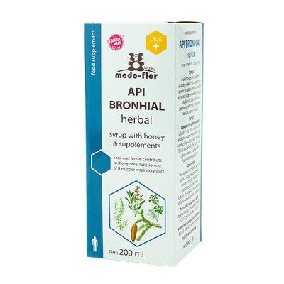 Api Brohial sirup (200 ml) - Medo-flor
