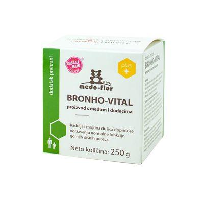 Bronho Vital med (250 g) - Medo-flor