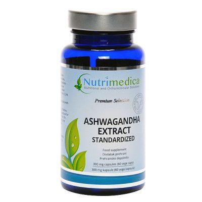 Ashwagandha ekstrakt - Nutrimedica