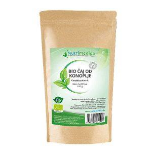 Bio čaj od konoplje (100 g) - Nutrimedica