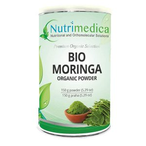 Bio Moringa prah (150 g) - Nutrimedica
