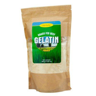 Goveđa želatina (500g) - Nutrimedica