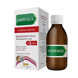 Bronhopip sirup (100 ml) - PIP