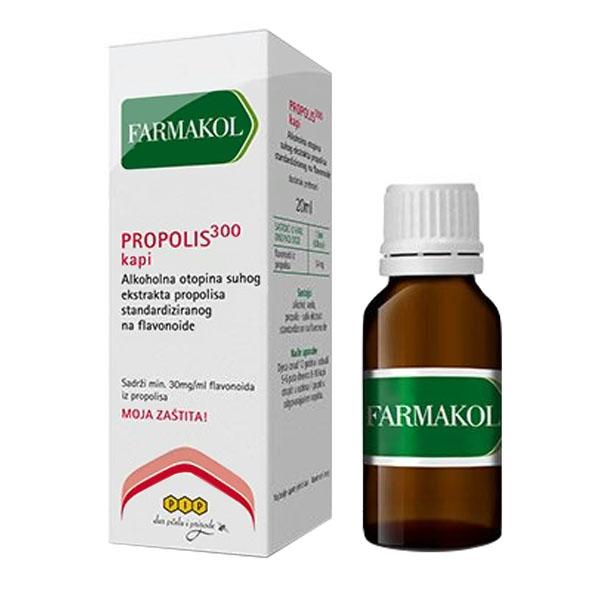 Propolis 300 kapi - PIP