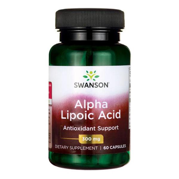 Alpha Lipoic Acid - Swanson