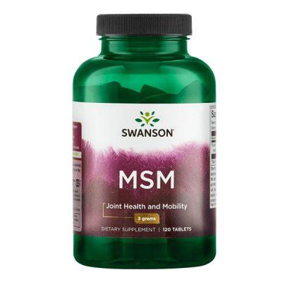 MSM - Swanson