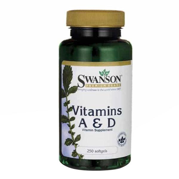 Vitamini A i D - Swanson
