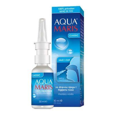 Aqua maris - sprej za higijenu nosa (30ml)