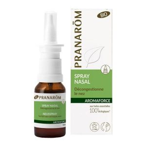 Aromaforce sprej za nos (15ml) - Pranarom