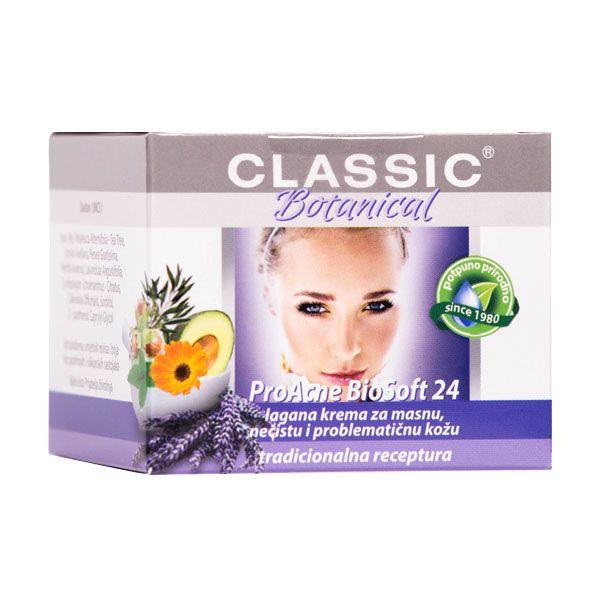 Classic Botanical - Proakne biosoft krema (50ml)