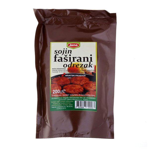 Soja faširani odrezak smjesa (200g)