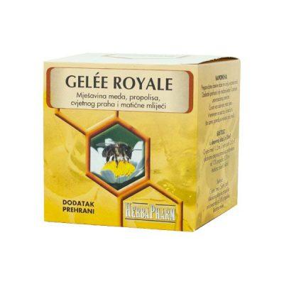 HerbaPharm - Gelee royal med (250g)