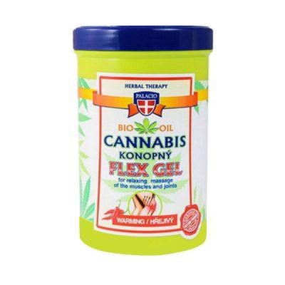 Masažni flex gel warming (380ml) - Herbal Therapy