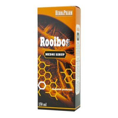 HerbaPharm - Rooibos medni sirup (150ml)