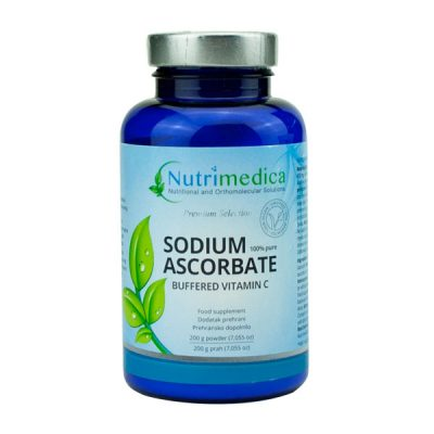 Natrij askorbat (200g) - Nutrimedica