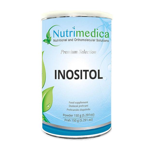 Inozitol prah (150 g) - Nutrimedica