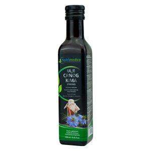 Ulje crnog kima strong (250ml) - Nutrimedica