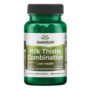 Milk Thistle Combination - Swanson