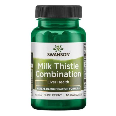 Milk Thistle Combination - Swanson