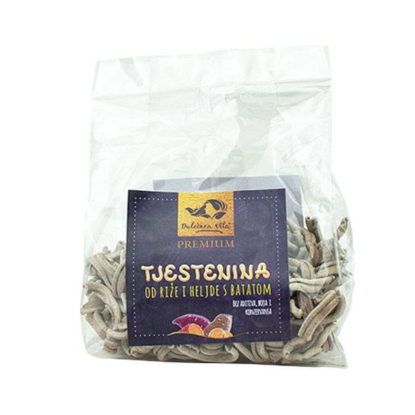 Tjestenina od riže i heljde s batatom - OPG Kovačić