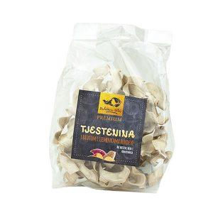 Tjestenina s batatom i sjemenkama bundeve, široki rezanci - OPG Kovačić