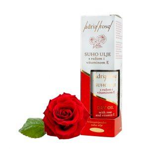 Suho ulje Ruža (50ml)