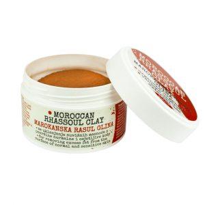 Marokanska Rhassoul glina