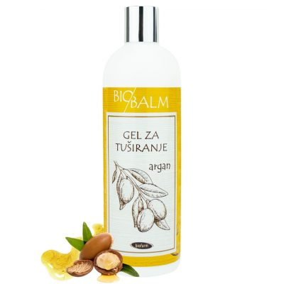 Gel za tuširanje Argan (500 ml)