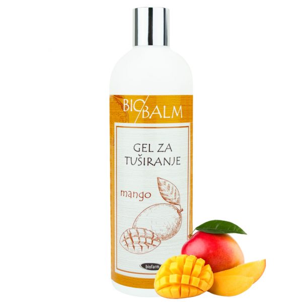 Gel za tuširanje Mango (500 ml)