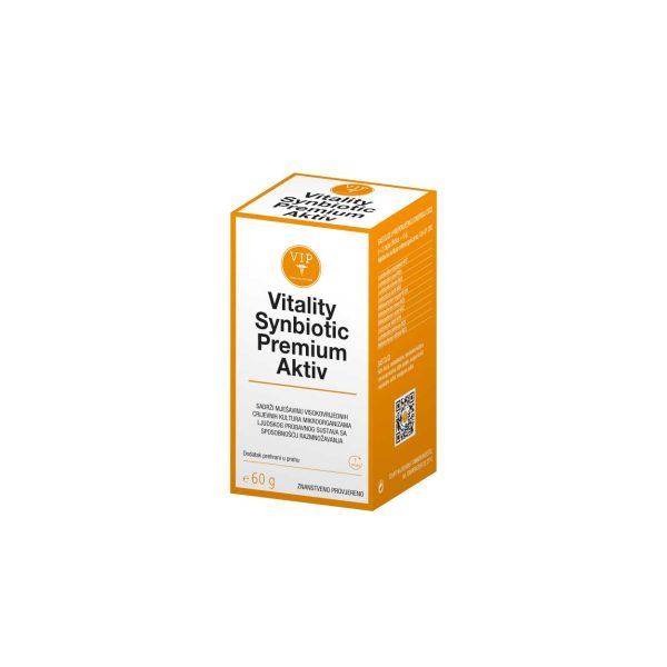 Vitality Synbiotic Premium Aktiv - AllergoSan